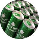 Konopné energetické nápoje