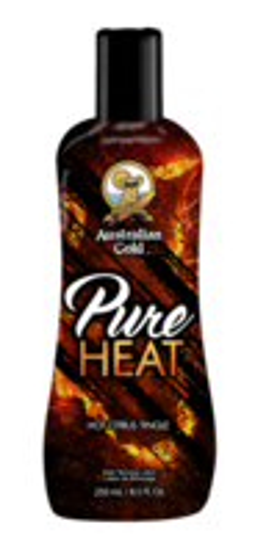 Krém do solária Pure Heat Australian Gold 250ml