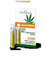 Konopné regeneračné sérum CANNADENT Cannaderm 1,5ml