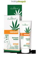 Konopné mazanie na žily VENOSIL Cannaderm 100ml