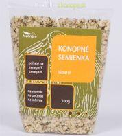 Konopné semienka lúpané HEMPO 100g/500g/1kg