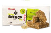 Konopná energetická tyčinka s CHIA semienkom 60g ZelenáZemě