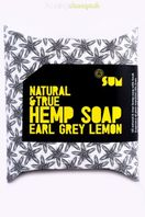 Konopné mydlo Earl Grey Lemon Natural&True SUM 80g