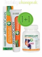 ARTHROCANN GEL + ARTHROCANN COLLAGEN