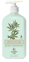 Krém po opaľovaní Hemp Nation Sea Salt & Sandalwood Australian Gold 535ml