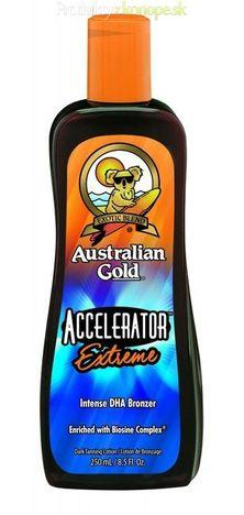 Accelerator Extreme Australian Gold 250ml