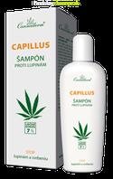 Konopný šampón na lupiny CAPILLUS Cannaderm 150ml
